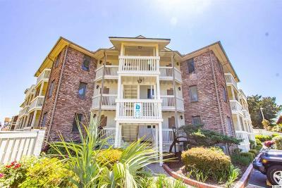 Myrtle Beach Condo/Townhouse For Sale: 2805 N Ocean Blvd #311 #311