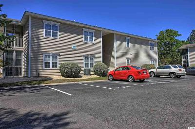 Murrells Inlet Condo/Townhouse For Sale: 6209 Sweetwater Blvd #6209