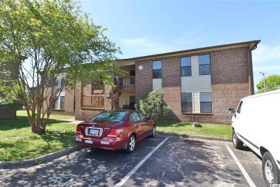 Myrtle Beach Condo/Townhouse Active-Pending Sale - Cash Ter: 2005 Greens Blvd. #B-306