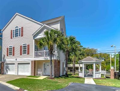 Surfside Beach Single Family Home For Sale: 10 Palmas Drive