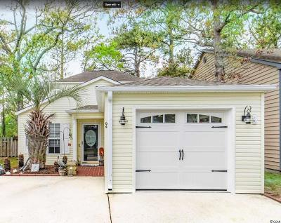 North Myrtle Beach Single Family Home For Sale: 829 S 9th Ave