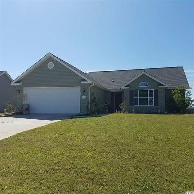 Conway Single Family Home For Sale: 240 Hickory Springs Ct