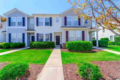Myrtle Beach Condo/Townhouse For Sale: 117 Olde Towne #5