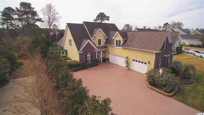 Myrtle Beach Single Family Home For Sale: 548 Walcott Drive