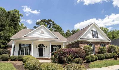 Pawleys Island Single Family Home For Sale: 749 Fieldgate Cir