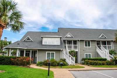 Myrtle Beach Condo/Townhouse For Sale: 713 Seascale Lane #6-F