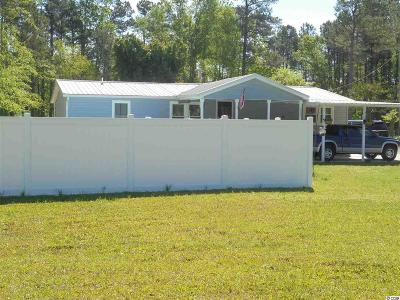 Myrtle Beach Single Family Home For Sale: 5091 Mill Pond Road