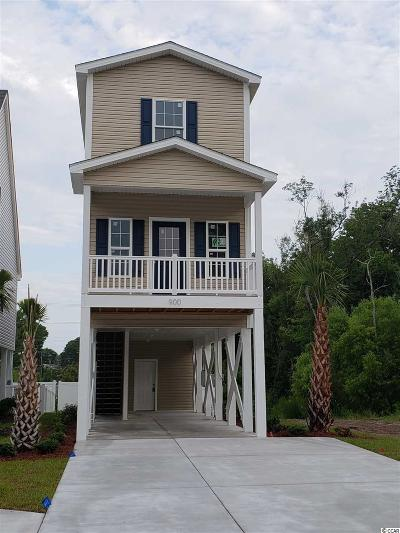 North Myrtle Beach Single Family Home For Sale: 900 Leah Jayne Lane
