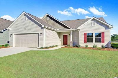 Myrtle Beach Single Family Home For Sale: 8020 Swansong Circle