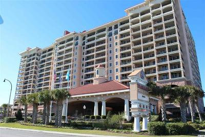 North Myrtle Beach Condo/Townhouse For Sale: 1819 N Ocean Blvd, #6008 #6008