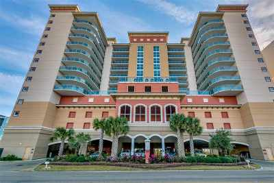 North Myrtle Beach Condo/Townhouse For Sale: 1321 S Ocean Blvd. #908