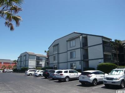 Surfside Beach Condo/Townhouse For Sale: 515 N Ocean Blvd. #302 A