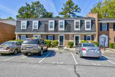 Myrtle Beach Condo/Townhouse For Sale: 4505 N Kings Highway #D-10
