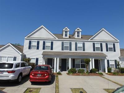 Myrtle Beach Condo/Townhouse For Sale: 1432 Harvester Circle #1432