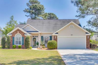 Myrtle Trace Single Family Home Active-Pend. Cntgt. On Financi: 214 Candlewood Dr.