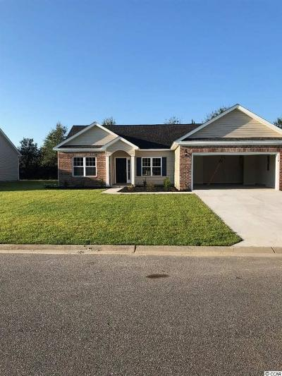 Conway Single Family Home For Sale: 158 Riverwatch Drive