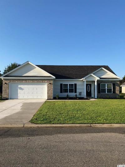 Conway Single Family Home For Sale: 154 Riverwatch Dr