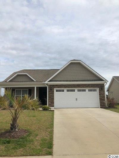 Myrtle Beach Single Family Home For Sale: 617 Cottontail Trail