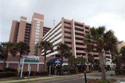 Myrtle Beach Condo/Townhouse For Sale: 7200 N Ocean #1057