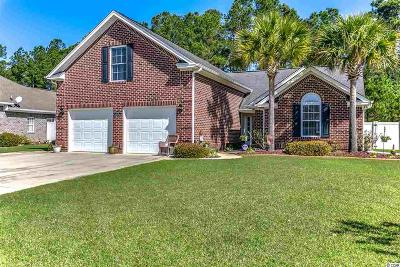 Myrtle Beach Single Family Home For Sale: 3709 Kingsley Drive