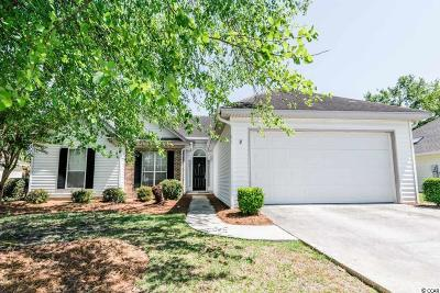 Myrtle Beach Single Family Home For Sale: 1506 Westferry Crossing