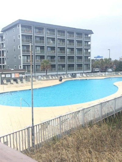 Myrtle Beach Condo/Townhouse For Sale: 5905 S Kings Hwy #A-104