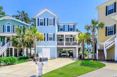 Surfside Beach Single Family Home Active-Hold-Don't Show: 21 South Beach Drive