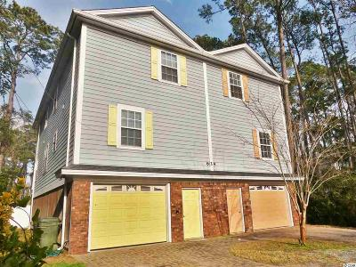Surfside Beach Multi Family Home For Sale: 624 5th Ave South ( Unit A & Unit B )