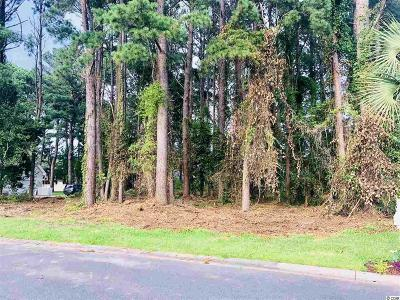 Georgetown County, Horry County Residential Lots & Land For Sale: Lot 17 Caledonia Dr.