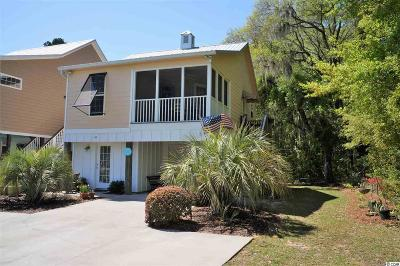 Pawleys Island Single Family Home Active-Pend. Cntgt. On Financi: 140 Weatherboard Ct