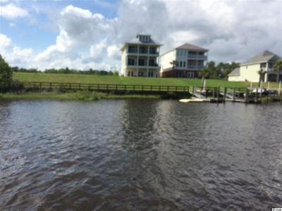 Myrtle Beach Residential Lots & Land For Sale: Lot 86 Harbour View Drive