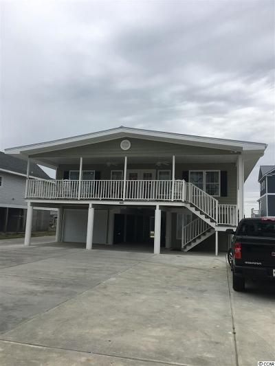 Garden City Beach Single Family Home Active-Pend. Cntgt. On Financi: 1002 S Waccamaw
