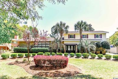 Myrtle Beach Single Family Home For Sale: 407 Wildwood Dunes Trail