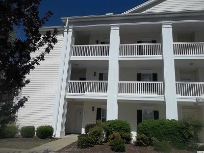 Myrtle Beach Condo/Townhouse For Sale: 4960 Windsor Way #201