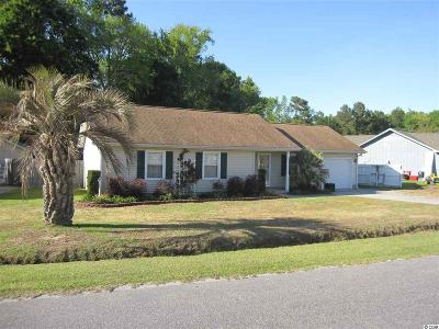 Myrtle Beach Single Family Home For Sale: 920 Shem Creek Circle
