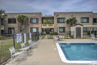 Myrtle Beach Condo/Townhouse For Sale: 10100 Lakeshore Drive #A-4