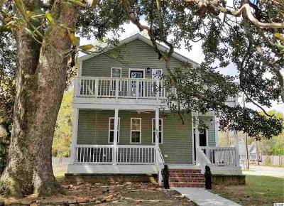 Conway Single Family Home For Sale: 505 Beaty Street