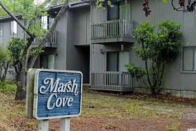 Myrtle Beach Condo/Townhouse For Sale: 303 S Myrtle Street #103