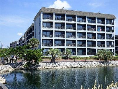 Myrtle Beach Condo/Townhouse Active-Pending Sale - Cash Ter: 5905 S Kings Highway #422-B