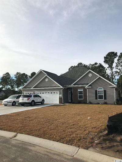 Myrtle Beach Single Family Home Active-Pend. Contingent Contra: 268 Turning Pines Loop