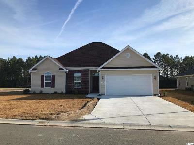 Myrtle Beach Single Family Home Active-Pending Sale - Cash Ter: 328 Turning Pines Loop