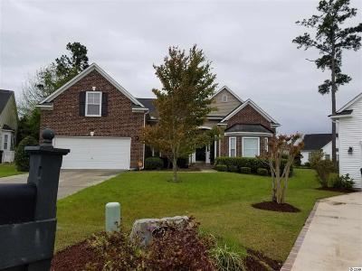 Murrells Inlet Single Family Home For Sale: 25 Killian Ct