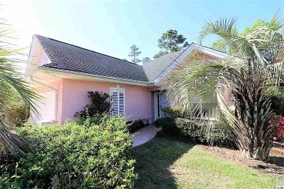 Murrells Inlet Single Family Home Active-Pend. Cntgt. On Financi: 9811 Simonton Court