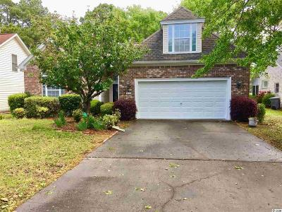 Myrtle Beach Single Family Home Active-Pending Sale - Cash Ter: 2093 N Berwick Drive