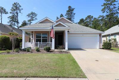 Murrells Inlet Single Family Home For Sale: 541 Grand Cypress Way