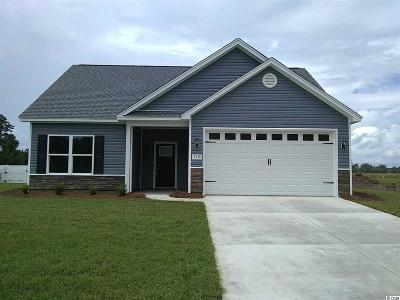Conway Single Family Home For Sale: 118 Springtide Drive