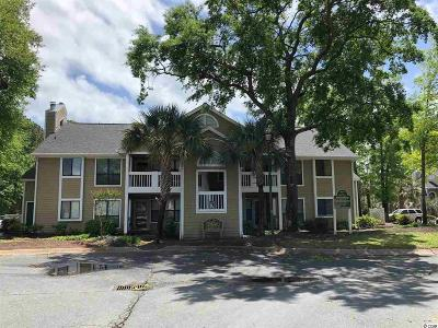 Myrtle Beach Condo/Townhouse For Sale: 900 Courtyard Dr #K4