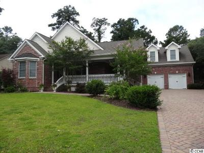North Myrtle Beach Single Family Home For Sale: 1705 27th Ave. N