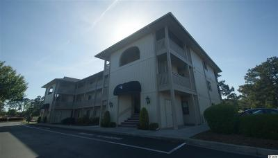 Little River Condo/Townhouse Active-Hold-Don't Show: 4101 Pinehurst Circle, Unit Aa-8 #AA-8