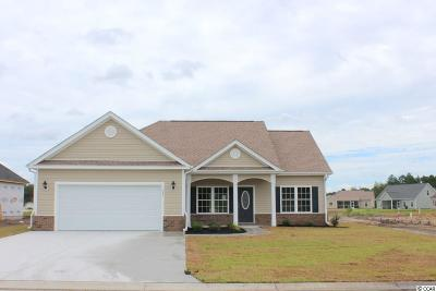 Conway SC Single Family Home Active-Pend. Cntgt. On Financi: $172,645